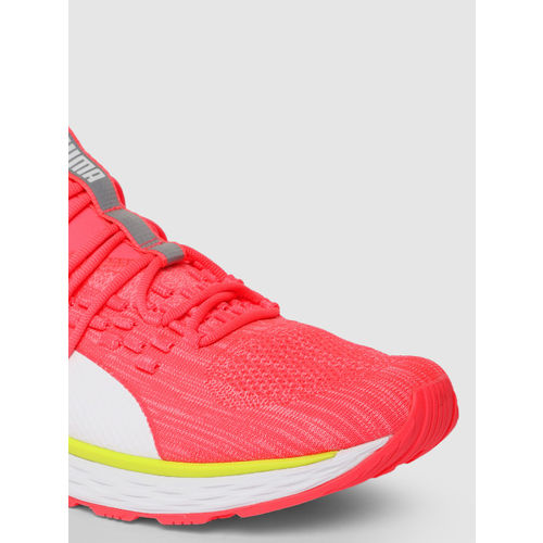 Puma Women Pink SPEED 600 FUSEFIT Running Shoes