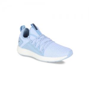 Puma Women Blue NRGY Neko Knit Wns CERULEAN Running Shoes