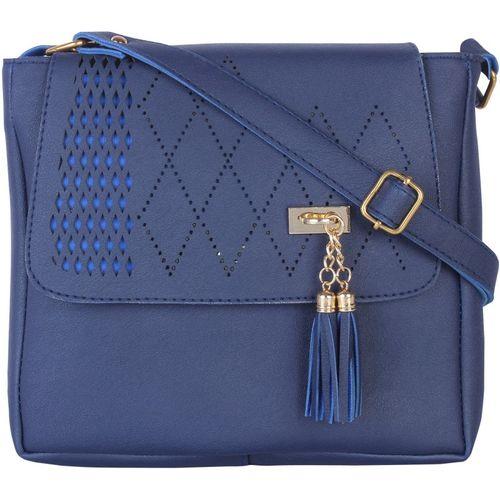 Rajni Fashion Blue Sling Bag
