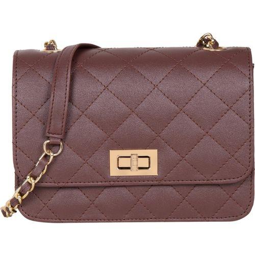 ADISA Tan Sling Bag