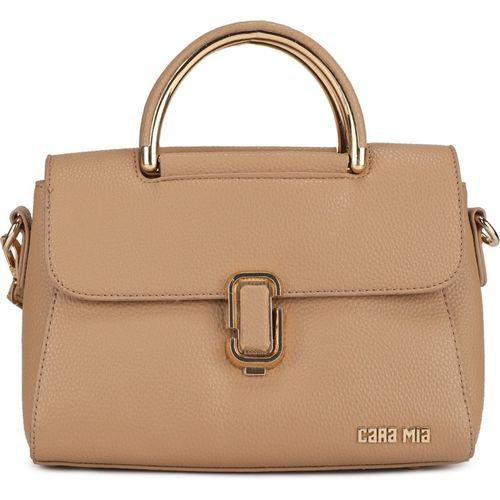 Cara Mia Beige Sling Bag