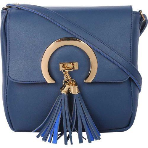 TARSHI Blue Sling Bag