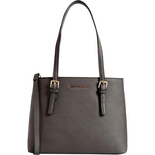 Lino Perros Women Grey Shoulder Bag