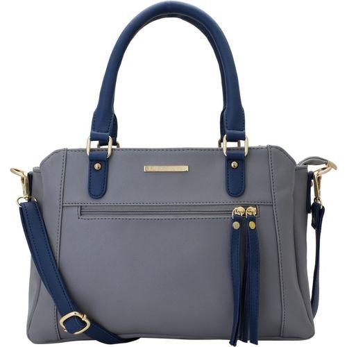 LAPIS-O- LUPO Women Grey Hand-held Bag