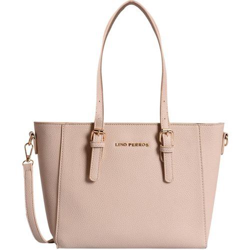 Lino Perros Women Beige Shoulder Bag