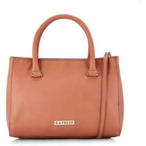 Caprese Women Brown Satchel