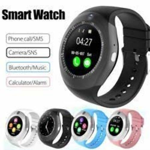 FORZ PRO Unisex Bluetooth 4g Smart Watch for Men/Girls/Women/4g Sim Card Support/Touch Screen/Smart Watches for Kids Boys,Digital Watch for Boys,Compatible with