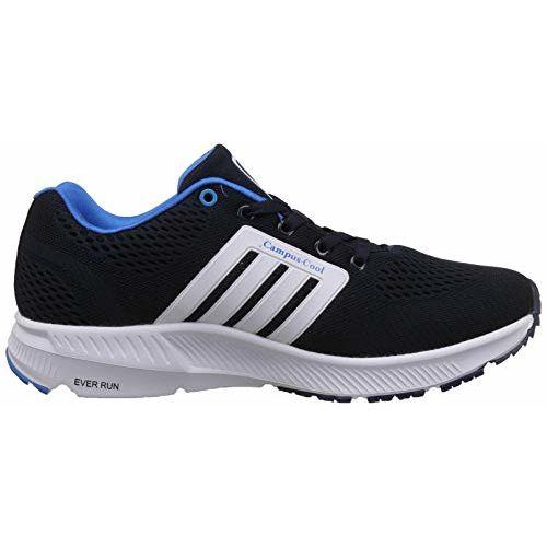 Campus Men's Vento Navy Running Shoes-9