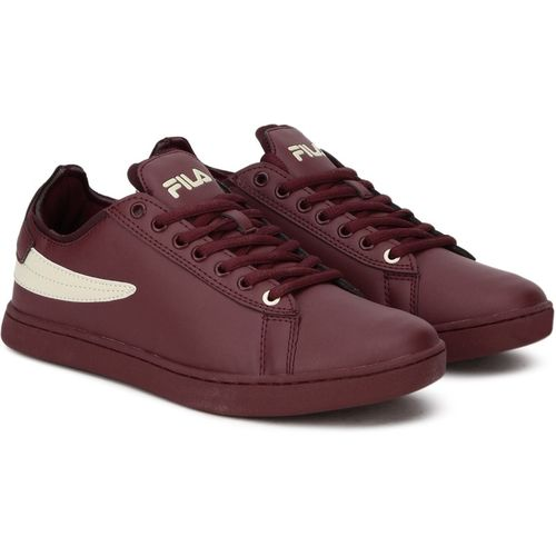Fila Rickbald Sneakers For Men(Maroon)
