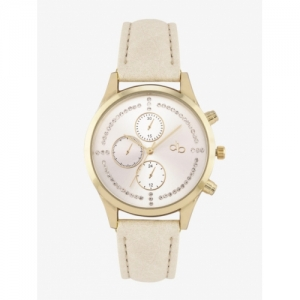DressBerry Women Silver-Toned Analogue Watch MFB-PN-SNT-G10