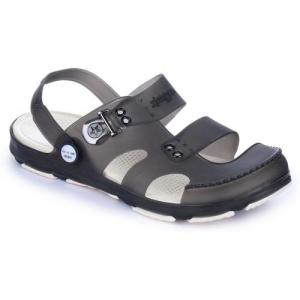 Sapatos Men Black Clogs