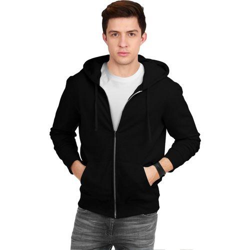 Fanideaz Full Sleeve Solid Men Sweatshirt
