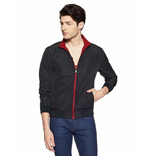 Peter England Men's Blouson Jacket