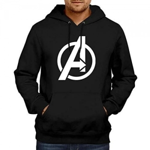 Saree World Unisex Super Hero Avenger Printed Cotton Hoodies   Superhero Sweatshirt  Endgame