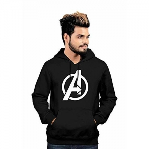 More & More Unisex Super Hero Avenger Printed Cotton Hoodies | Superhero Sweatshirt |Endgame
