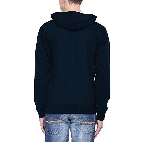 ADRO Men's OM Design Printed Cotton Hoodies