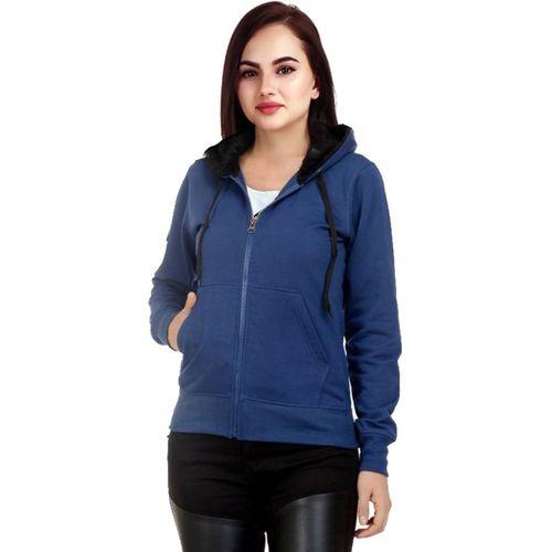 Rakshita Collection Full Sleeve Solid Women Sweatshirt
