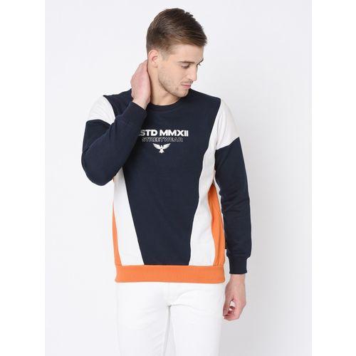 Rigo Full Sleeve Printed Men Sweatshirt