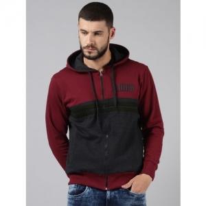 Rodid Full Sleeve Colorblock Men Sweatshirt