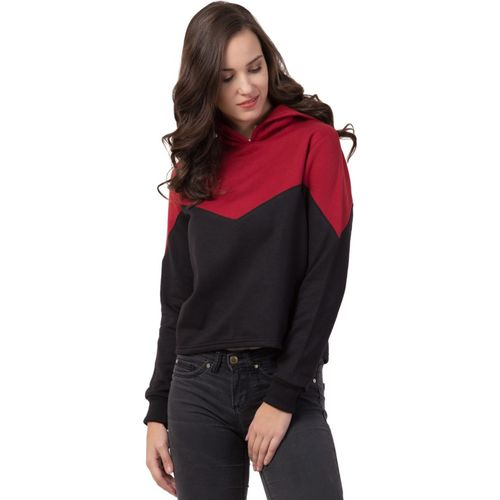 BESTIC FASHION Full Sleeve Solid Women Sweatshirt