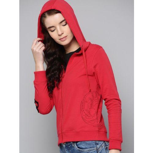 Kook N Keech Full Sleeve Solid Women Sweatshirt