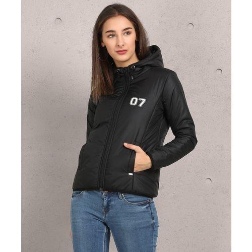 Metronaut Full Sleeve Printed Women Jacket