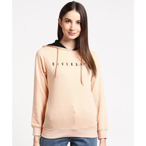 Duke Full Sleeve Printed Women Sweatshirt