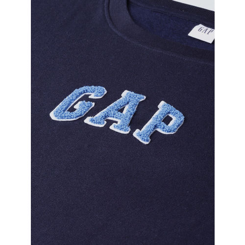GAP Women's Logo Drawstring Sweatshirt