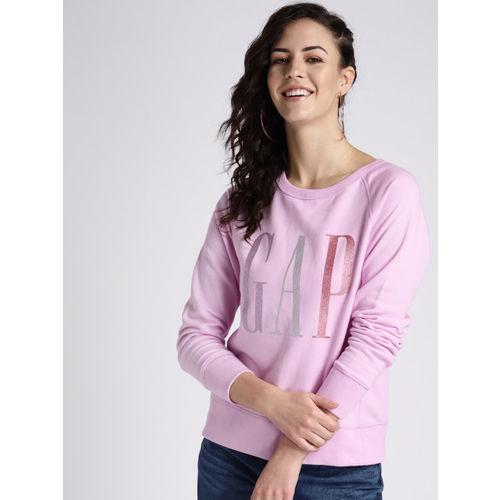 GAP Women's Vintage Soft Raglan Pullover Sweatshirt
