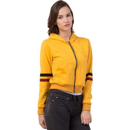 BESTIC FASHION Full Sleeve Solid Women Sweatshirt