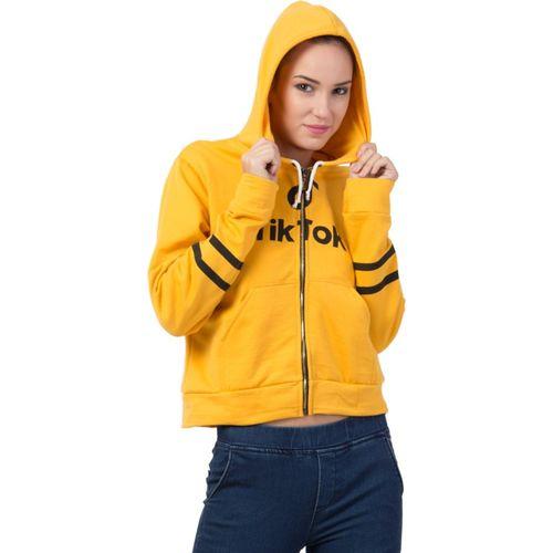 BESTIC FASHION Full Sleeve Printed Women Sweatshirt