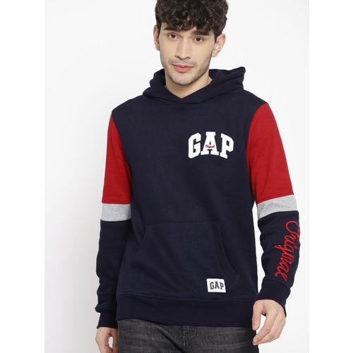 Gap Men's Logo Solid Hoodie
