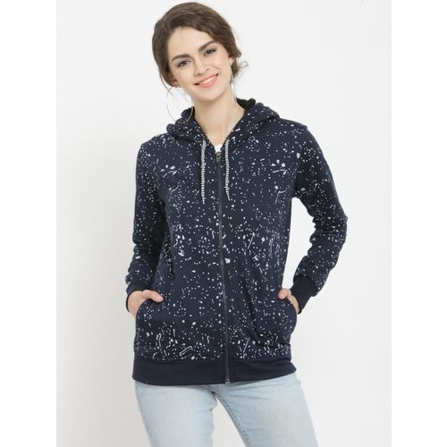 DARZI Full Sleeve Printed Women Jacket