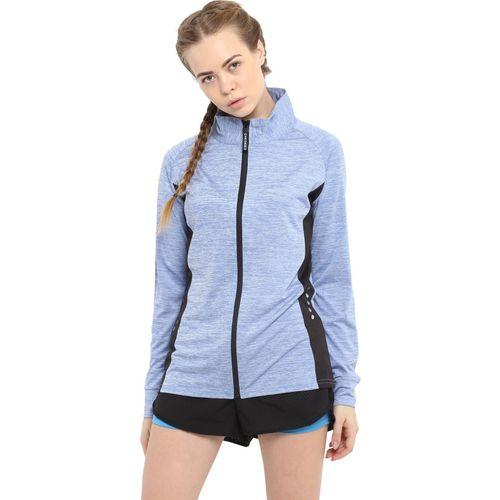 Chkokko Full Sleeve Self Design Women Jacket