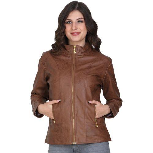 Broadstar Full Sleeve Solid Women Jacket