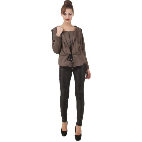 Texco Full Sleeve Solid Women Jacket