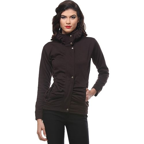 Purys Full Sleeve Solid Women Jacket