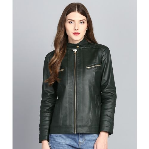 Remanika Full Sleeve Solid Women Jacket