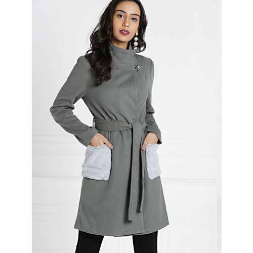 All About You Full Sleeve Colorblock Women Jacket