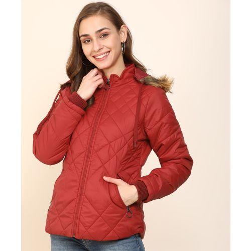 Breil By Fort Collins Full Sleeve Self Design Women Jacket