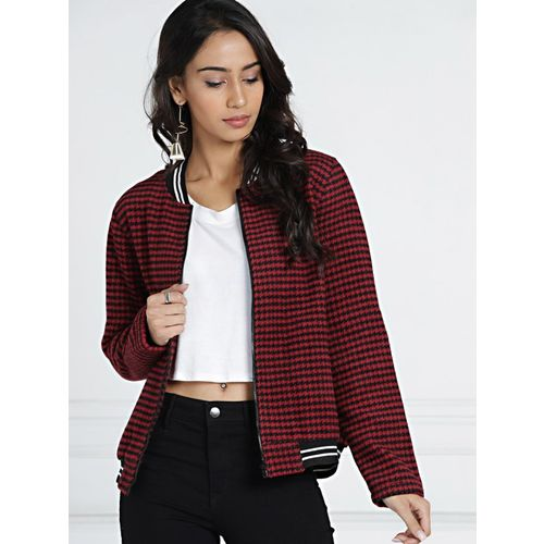 All About You Full Sleeve Woven Women Jacket