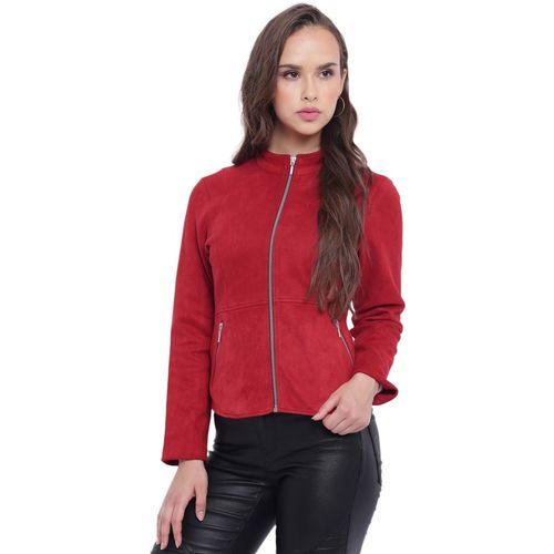 Texco Full Sleeve Solid Women Jacket