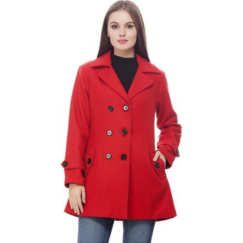 Peptrends Wool Blend Solid Coat