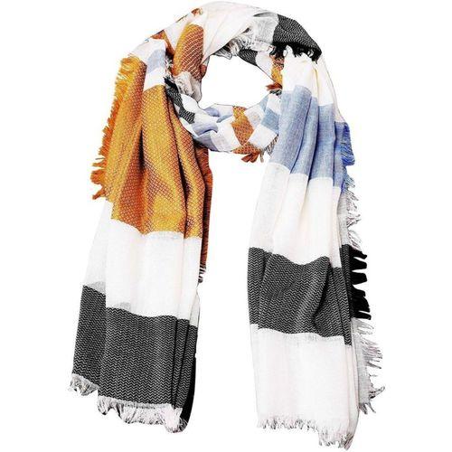 Pappi Haunt Self Design Cotton Men Fancy Scarf