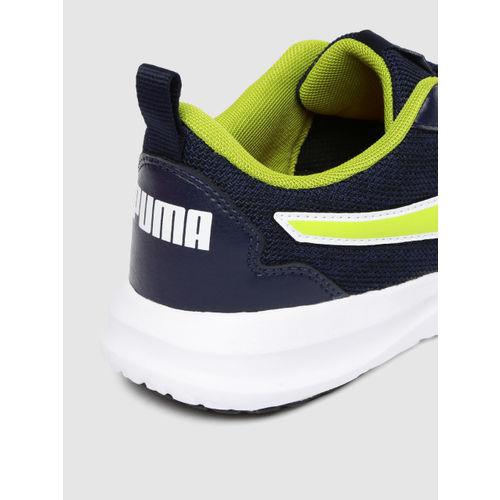 Puma Men Navy Blue Shadowshard IDP Running Shoes