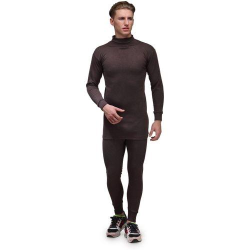 ALFA Lava Thermal High Neck Men Top - Pyjama Set Thermal