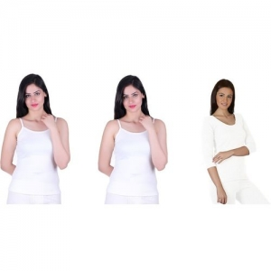 La Melodia Thermals Pack of 3 Women Top Thermal