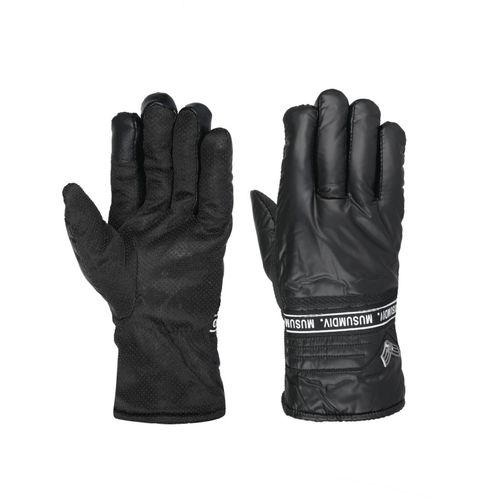 FabSeasons Solid Winter Men & Women Gloves