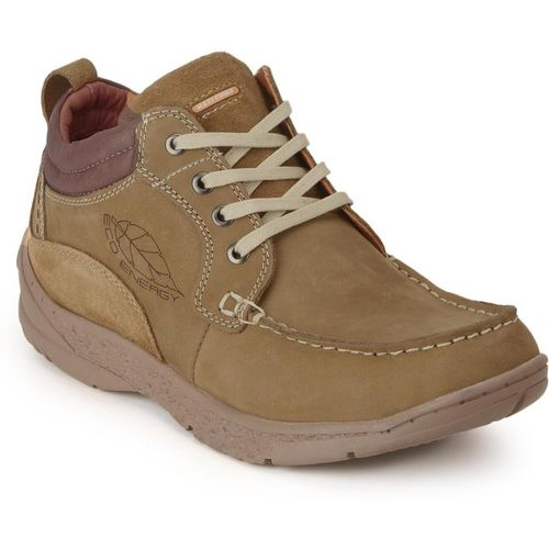 Red Chief Casual Shoes Boots For Men(Beige)