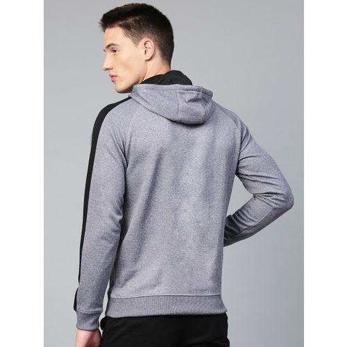 HRX by Hrithik Roshan Men Training Rapid Dry Hooded Solid Sweatshirt